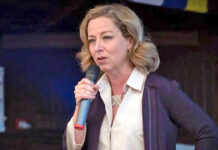 Ana Oramas, diputada de CC-PNC en el Congreso de los Diputados./ Cedida.