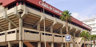 Centro Insular de Deportes, Las Palmas de Gran Canaria./ Cedida.