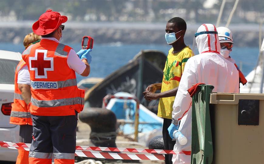 El Consejo de Ministros refuerza el sistema de acogida en Canarias y el sistema de protección internacional
