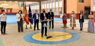 Inauguración curso 2020/21 en Las Palmas de Gran Canaria./ Cedida.