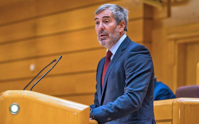 Fernando Clavijo, senador nacionalista por Canarias./ Cedida.