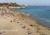 Playa de El Duque, Adeje. © Manuel Expósito. NOTICIAS 8 ISLAS.