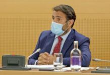 Manuel Fernández, consejero del Partido Popular en el Cabildo de Tenerife./ Cedida.