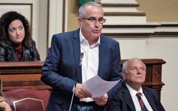 Mario Cabrera, secretario insular de Coalición Canaria-PNC en Fuerteventura./ Cedida.