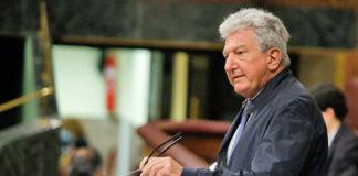 Pedro Quevedo, diputado de Nueva Canarias en el Congreso./ Cedida.
