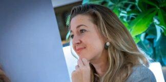 Verónica Meseguer, Secretaria General de los Jóvenes Nacionalistas de Tenerife./ Cedida.