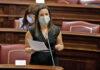 Yaiza Castilla, consejera de Turismo, Industria y Comercio del Gobierno de Canarias./ Cedida.