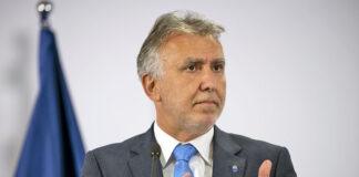Ángel Víctor Torres, presidente de Canarias./ Cedida.