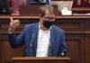 Iñaki Lavandera, portavoz adjunto Grupo Parlamentario Socialista./ Cedida.