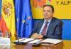 Luis Planas, ministro de Agricultura, Pesca y Alimentación./ Cedida.