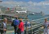 Llegada de turista al puerto de Santa Cruz de Tenerife. ©Manuel Expósito. NOTICIAS 8 ISLAS.