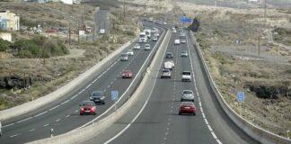 Autopista TF-1./ ©Manuel Expósito.