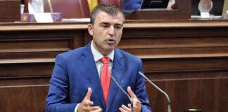 Manuel Domínguez, presidente del Grupo Parlamentario Popular./ Cedida.