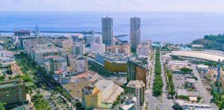 Vista parcial de Santa Cruz Tenerife./ Cedida.