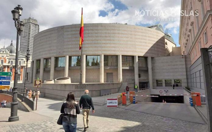 Senado de España. ©Manuel Expósito. NOTICIAS 8 ISLAS.