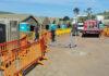 Instalación del CATE en el Polvorín de Barranco Seco./ Cedida.