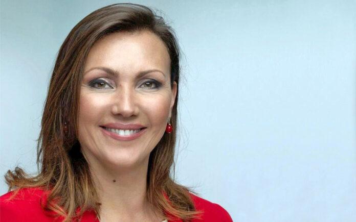 Diana Mora, consejera de CC-PNC en el Cabildo Insular de Tenerife./ Cedida.