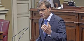 Fernando Enseñat, diputado popular y portavoz de Economía y Conocimiento./ Cedida.
