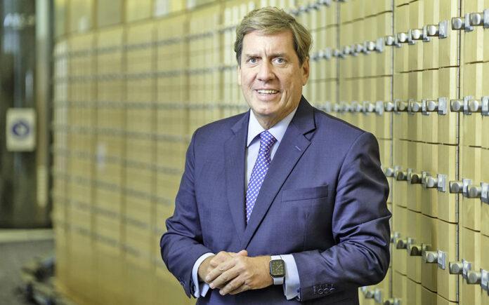 Gabriel Mato, eurodiputado del Partido Popular./ Cedida.