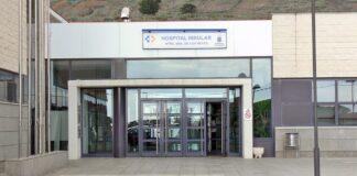 Hospital de El Hierro./ Cedida.