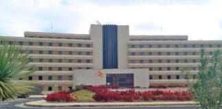 Hospital Juan Carlos I, las Palmas de Gran Canaria./ Cedida.