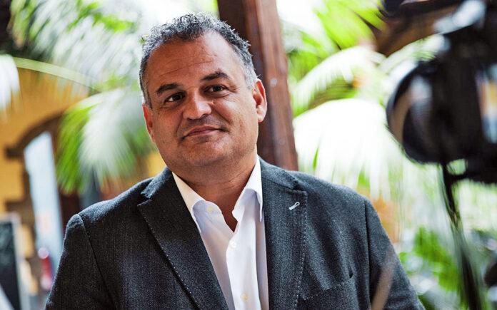 José Alberto Díaz, exalcalde de La Laguna y portavoz del grupo municipal de Coalición Canaria-PNC.