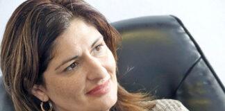 Carmen Luisa Castro, portavoz del Partido Popular en el ayuntamiento de Güímar. © Manuel Expósito. NOTICIAS 8 ISLAS.
