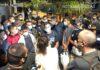 Declaraciones de los migrantes magrebíes en el Puerto de Santa Cruz.