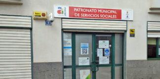 Oficina de Servicios Sociales de Arona./ Cedida.
