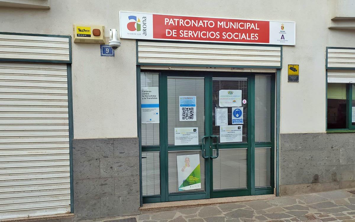 CC-PNC de Arona denuncia que la inestabilidad del PSOE pone en riesgo los servicios sociales y la atención sanitaria