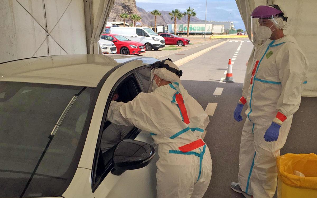Coronavirus: hoy, 5 fallecidos y 243 nuevos casos positivos por COVID-19 en Canarias