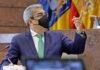 Román Rodríguez, vicepresidente y consejero de Hacienda, Presupuestos y Asuntos Europeos./ Cedida.