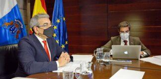 Román Rodríguez, vicepresidente canario y consejero de Hacienda, Presupuestos y Asuntos Europeos./ Cedida.