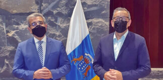 Román Rodríguez y Sebastián Martín./ Cedida.