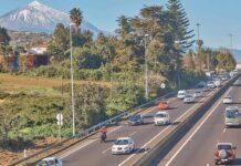 Autopista TF-5./ Cedida.