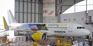 A320neo con matrícula EC-NIX./ Cedida.