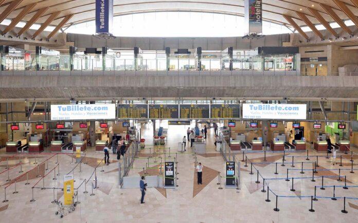 Aeropuerto Tenerife Norte./ www.aena.es