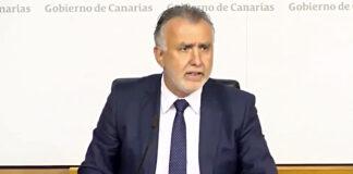 Ángel Victor Torres, presidente de Canarias.