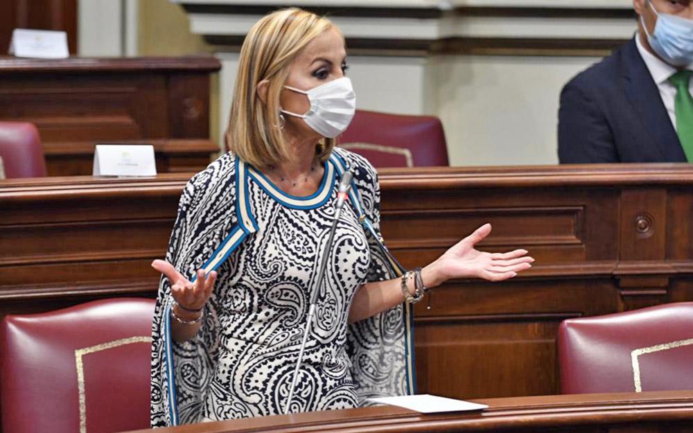 """Navarro: """"Los datos del paro certifican el destrozo del mercado laboral en Canarias"""""""