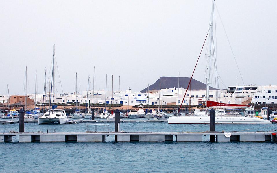 Asnáutica denuncia la pésima gestión de Puertos Canarios