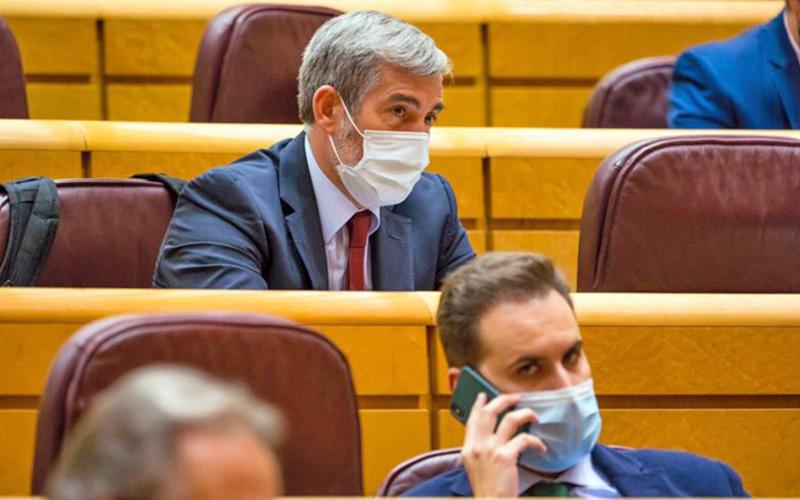 Clavijo reivindica al Estado que los opositores canarios de Justicia se examinen en Canarias