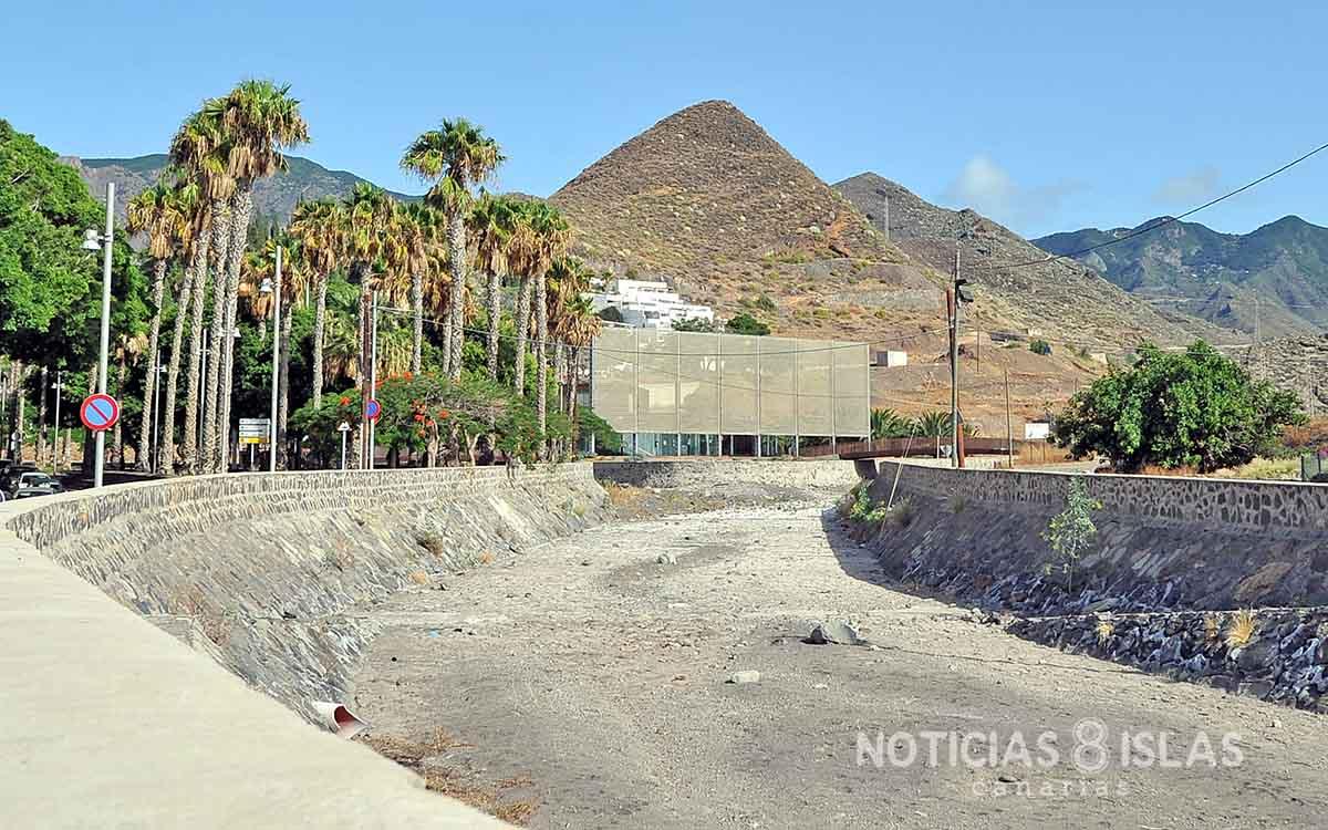 El Ayuntamiento pide celeridad al Cabildo con las obras del barranco de El Cercado