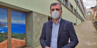 Manuel Domínguez, presidente de los populares tinerfeños./ Cedida.