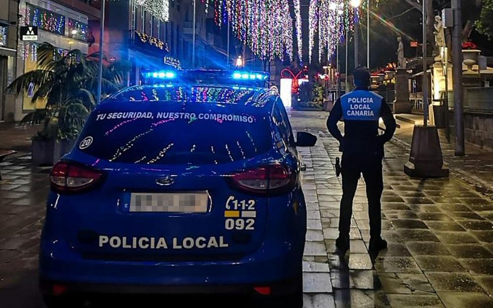 La Policía Local denuncia a 201 personas por incumplimiento de las medidas preventivas