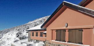 Refugio de Altavista, Parque Nacional de El Teide./ Cedida.