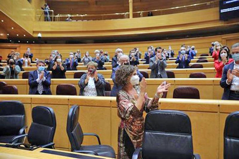 El Senado aprueba de forma definitiva los Presupuestos Generales de 2021