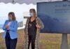 Presentación del Plan en el Depósito y Estación de Bombeo de Agua Potable (EBAP) 'Lomo del Polvo./ Cedida.
