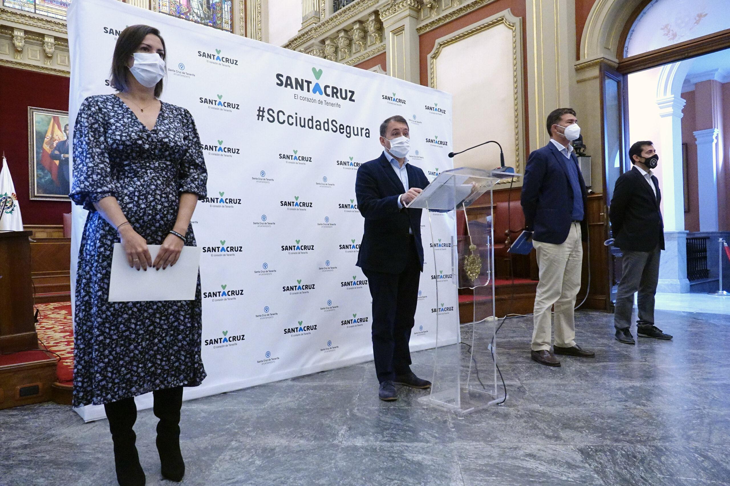 Santa Cruz aspira a 619 millones de la UE para 191 proyectos, dirigidos a personas, empresas y sostenibilidad