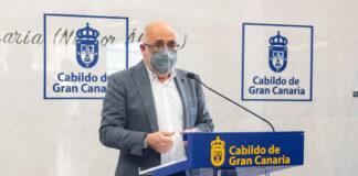 Antonio Morales, presidente del Cabildo de Gran Canaria./ Cedida.