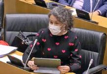 Ariagona González, diputada socialista canaria./ Cedida.